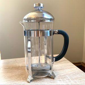 French Press Coffee Maker Glass
